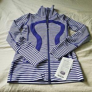 New w/tags Lululemon In Stride Jacket Size 2